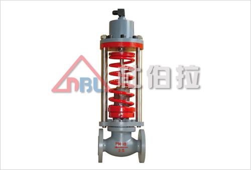 自力式压力调节阀 工业热水自力式减压阀