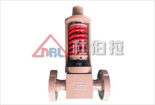 ZZY-W自力式波纹管平衡密封压力调节阀