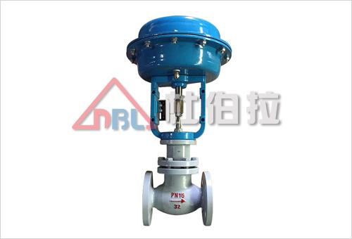 压力平衡式ZXM气动薄膜套筒调节阀 笼式阀 高温高压