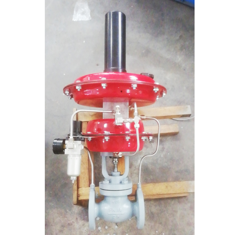 氮封装置自力式压力调节阀